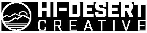 HI-DESERT CREATIVE Logo